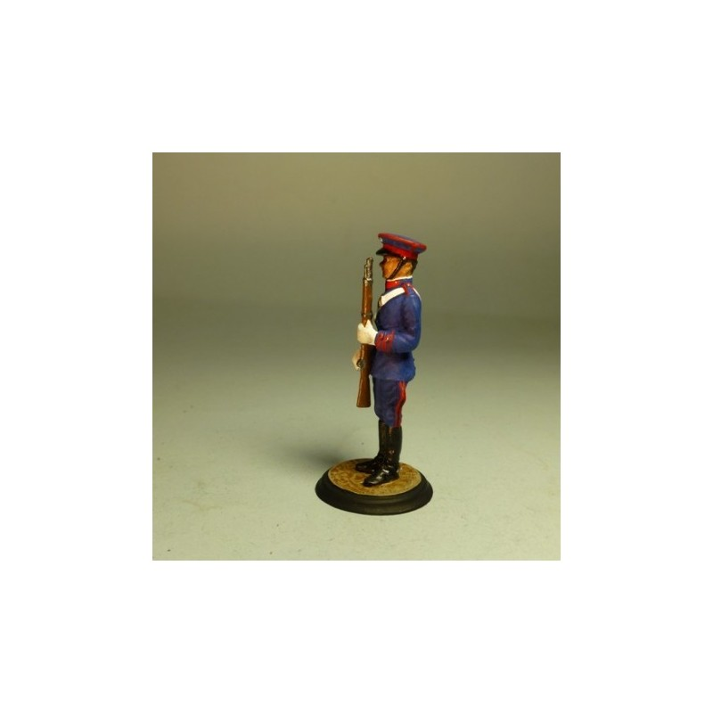Alabardero Guardia Tudesca 1560