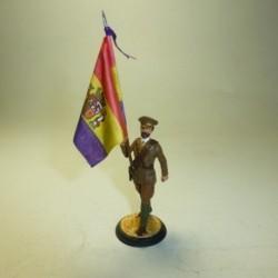 Abanderado de Infantería Republicano 1936