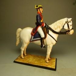 Guardia Civil de Gala a Caballo año 1874