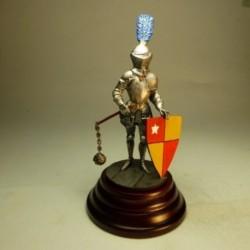 Caballero Inglés S. XIV