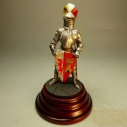 Caballero Español S. XIV
