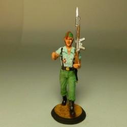 """(LEG-22) Soldado del  4º tercio de la legión """"ALEJANDRO FARNESIO"""""""