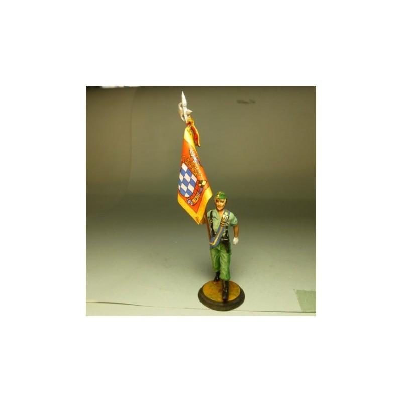 (GUI4) VI Bandera del Tercio 2º Gran Duque de Alba