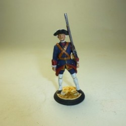 Artillero Marcha 1750