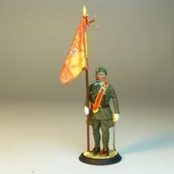 (LEG-27) Abanderado de la Legión 1927