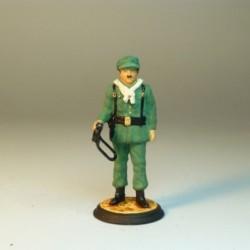 (LEG-38) Oficial en Campaña 1958-1960