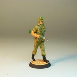 (LEG-40) Legionario del Sahara 1975