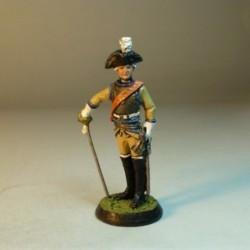 (EF-5) General Coraceros 8vo Regimiento Prusia 1756