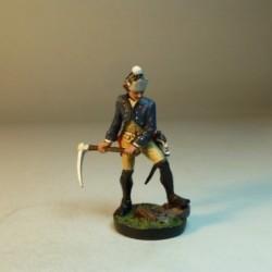 (EF-11) Pionero Minador 49 Regimiento  1756 Prusia