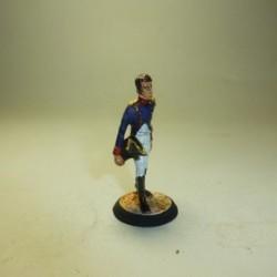 Capitán de Artillería Regimientos a pie 1811