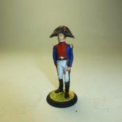 Teniente Real Cuerpo de Artillería 1814