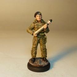 (IIGM-2) Soldado de Tanques