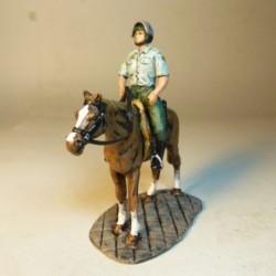 (CGC-5) Antidisturbios a caballo