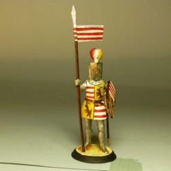(EM-4) Caballero de la Orden de Santiago S. XIII