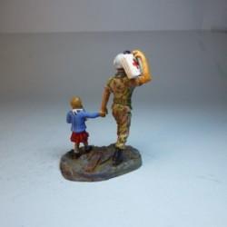 (X-32) Soldado de la Onu en Ayuda Humanitaria