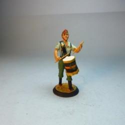(LEG-49) Tambor de la Legión Tercio Gran Capitán 1975