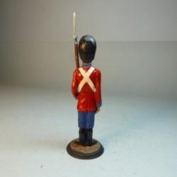 (M-10) El soldadito de plomo con pierna