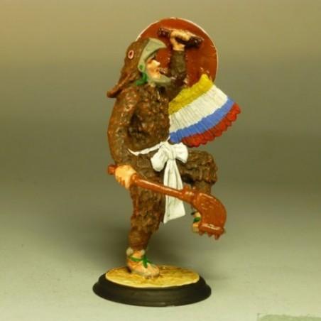 (NR-8) Oficial Guarda colonial de Guinea 1936-1939