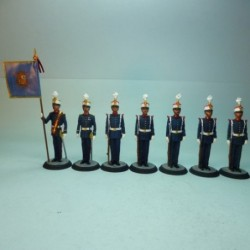 (SG-2) Soldados de Artillería montada 1929