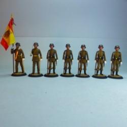 (SG-5) Soldados Infantería española 1981