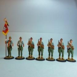 (SG-7) Soldados de la Legión española 1939
