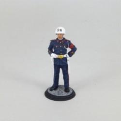 (M-17) Policia Militar Infantería de marina España 1975