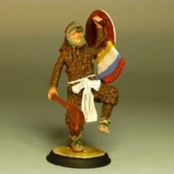 (J-12) Guerrero Azteca Orden de Aguila