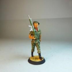 (AR-58) Soldado del Regimiento Mixto de Artillería 1998