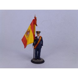 (EE-95) Bandera regulares...