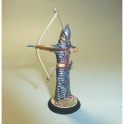 (H-9C) Arquero Armado Asirio