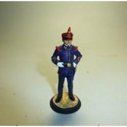 Cabo de Infanteria de la Marina 1878