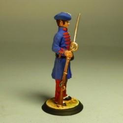 (TC-1) Alabardero de la Guardia del Rey 1837