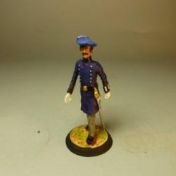 Alabardero de la Guardia del Rey 1837