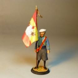 (TC-33) Batallón de Zuavos Carlistas 1873