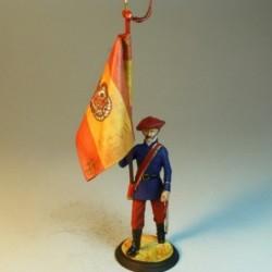 (TC-34) Batallón de la División Guipuzcoana 1874