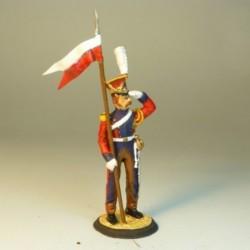 (N-1) º Regimiento de Caballería ligera. Lancero Francia 1811-1815
