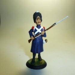 Granadero de la Guardia Imperial Traje de Ruta Francia 1804-1815