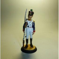 Voltigeur de Infantería de Linea Francia 1813-1815