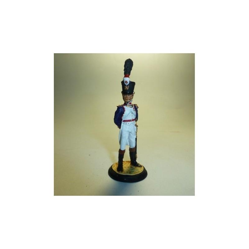 Capitan de Fusileros de Infanteria de Linea 1810-1812