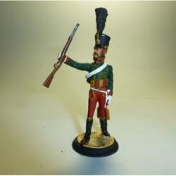 Husar del 7º Regimiento Francia 1804-1808