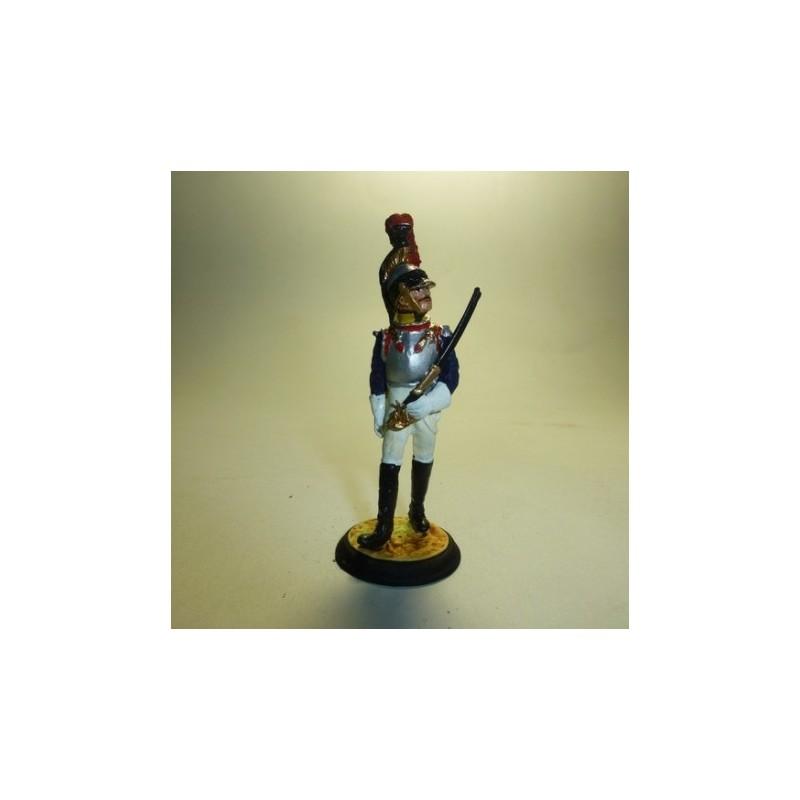 Oficial de Coraceros Francia 1810-1815