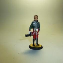 Oficial del 8º de Husares Francia 1804-1812