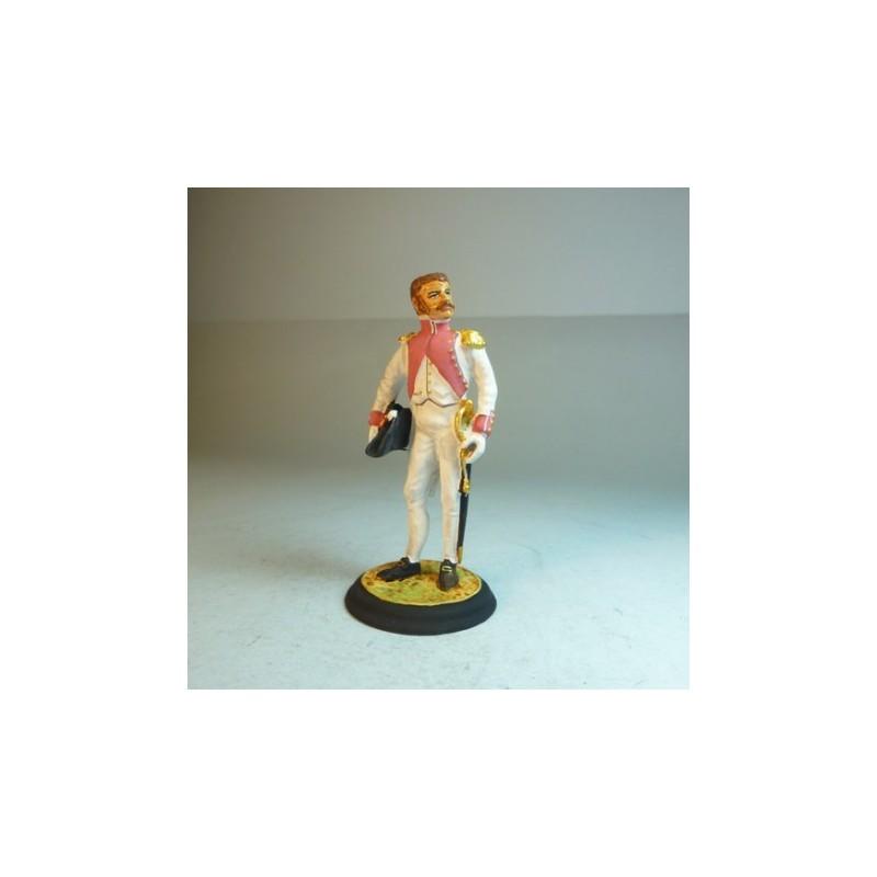 (N-28) Teniente del 53º Regimiento de Infantería de Linea Francia 1807-1809