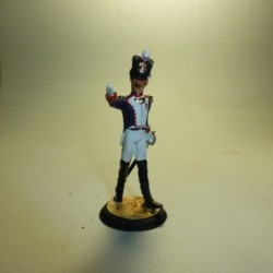 Mayor de Infantería de Linea Francia 1813-1815