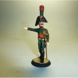 Cazador a Caballo Guardia Imperial Francia 1804-1815