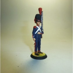 Sargento de Carabineros Infantería Ligera Francia 1809-1814