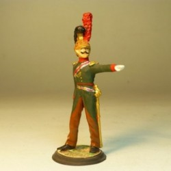 (N-35) Oficial de 1º Lanceros Caballería Ligera Francia 1812-1815