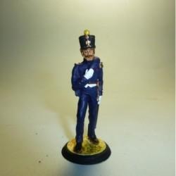 Oficial de Fusileros Francia 1815