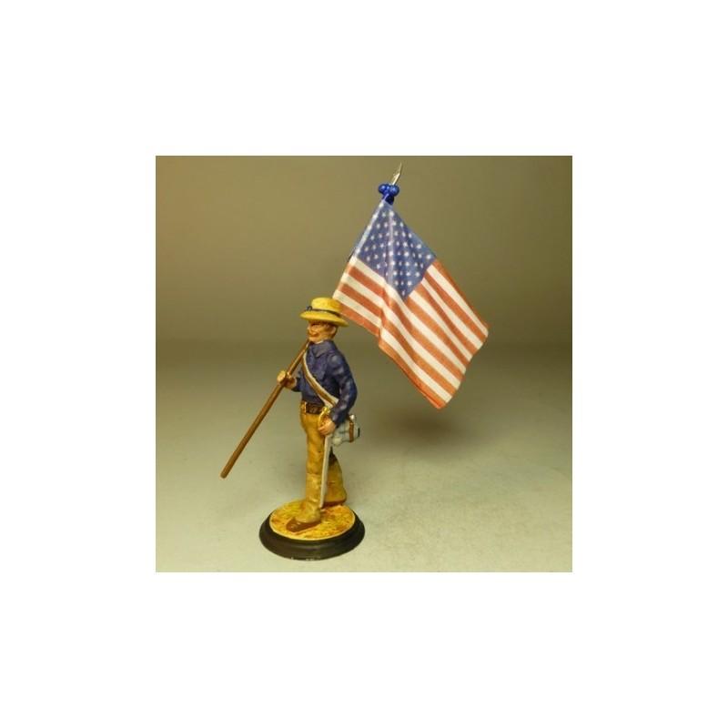(F-11) Abanderado Infantería EE.UU.
