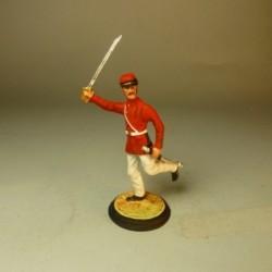 Oficial Garibaldino 1860